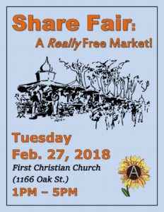 Share Fair: A Really Free Market!