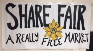 International Workers' Day Solidarity Share Fair