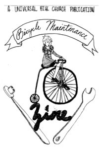Bike Maintenance Zine